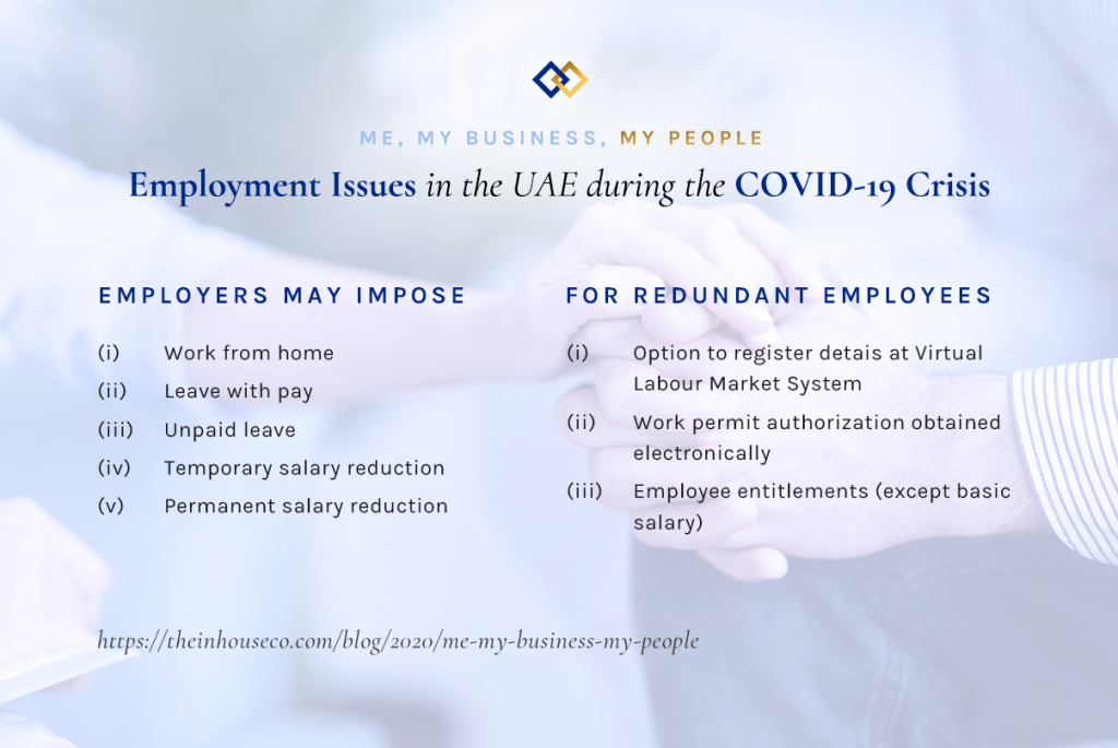 Summary of Main provision of MOHRE's  Ministerial Resolution No. 279 of 2020 covid19 business UAE